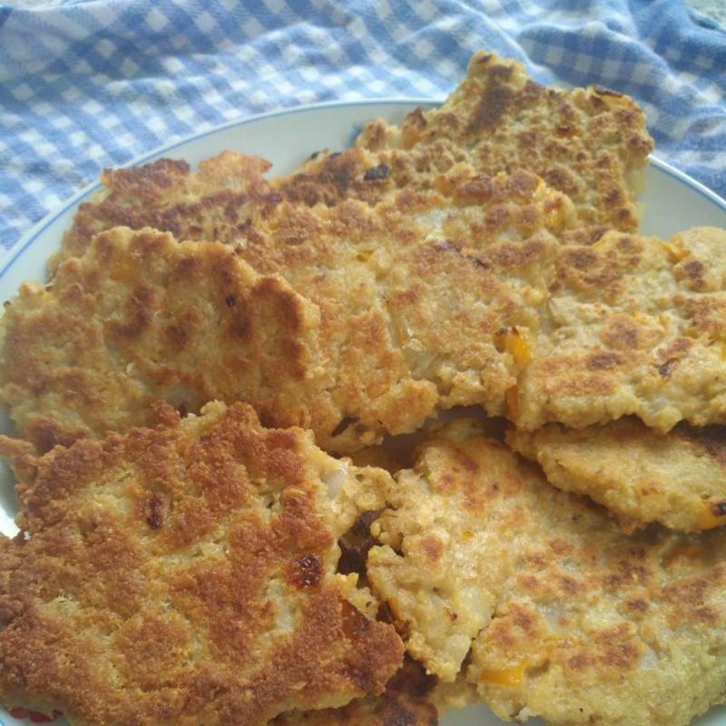 Okara-Schnitzel