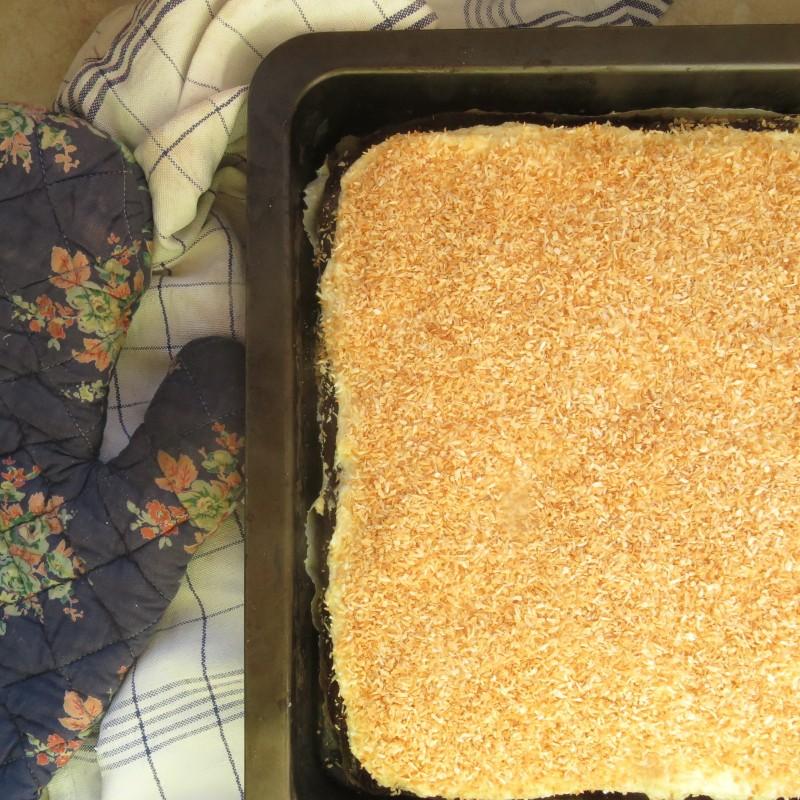 Sägespäne-/Buttermilchkuchen