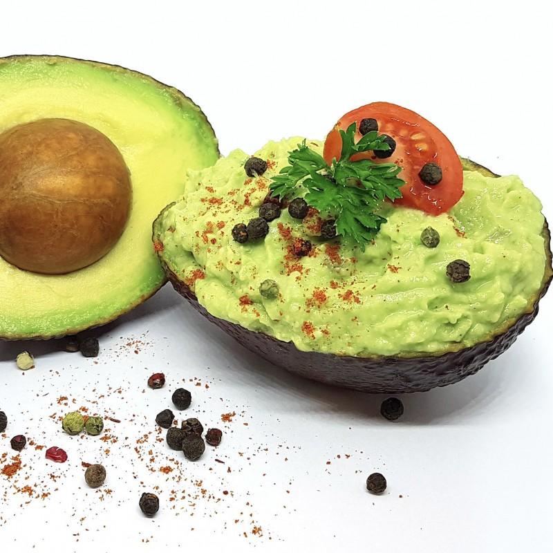 Avocado – Senf – Aufstrich