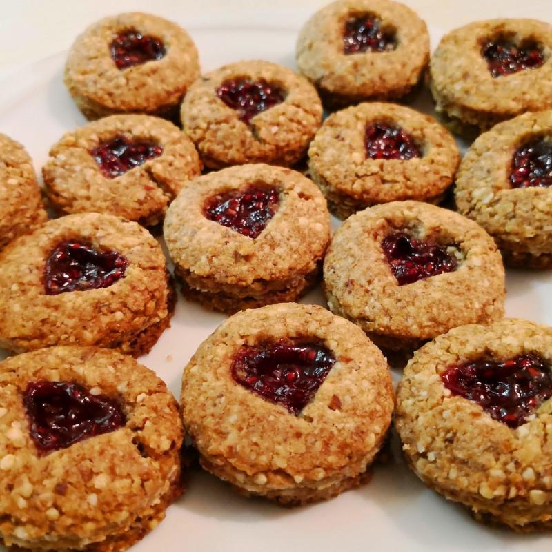 Linzer Kekse - Ein Traum :)