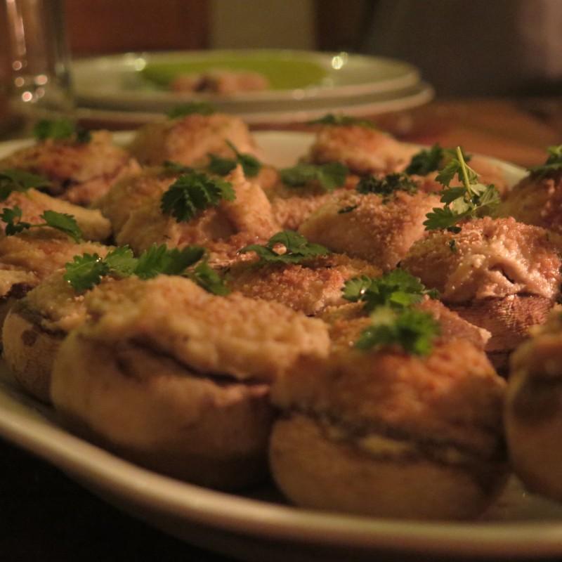 Cashew-Pilze