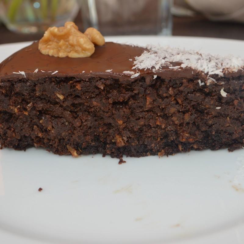 Schoko-Karotten-Kuchen