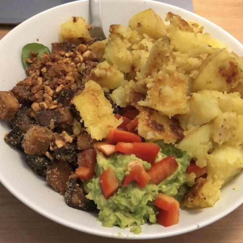Kartoffel-Bowl