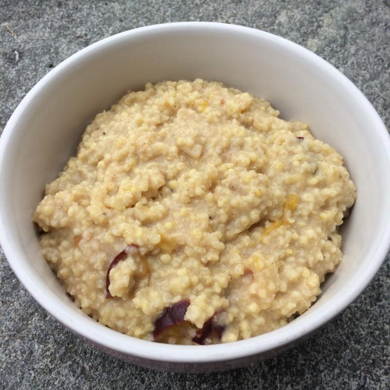 Hirse-Porridge Grundrezept