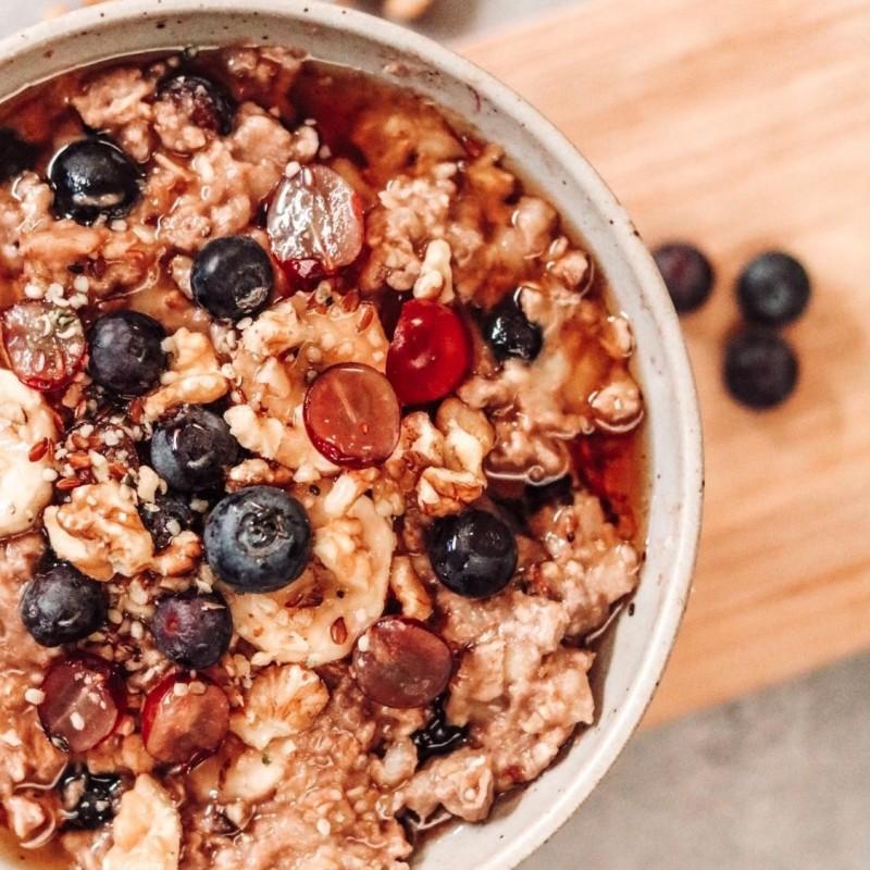 das allercremigste Porridge