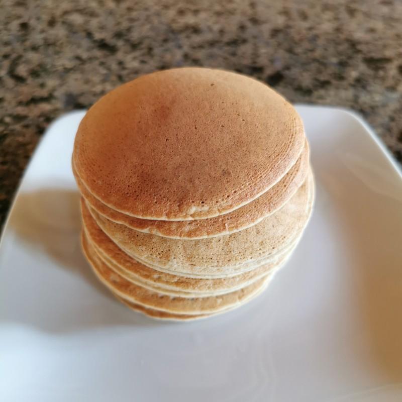 Bananen-Pancakes Grundrezept