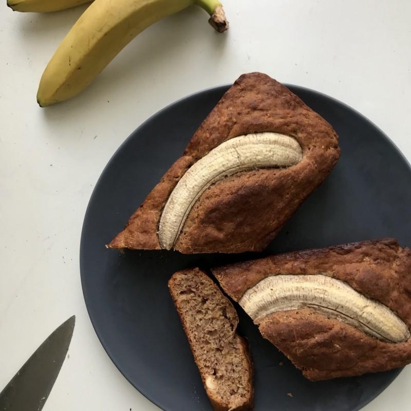 Schwedisches Bananenbrot