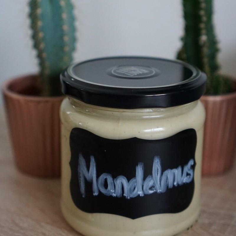 Weißes Mandelmus TM-Rezept