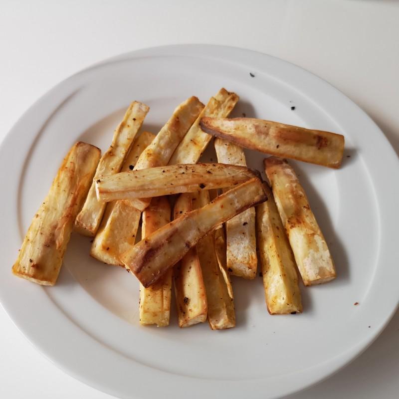 Maniok Pommes