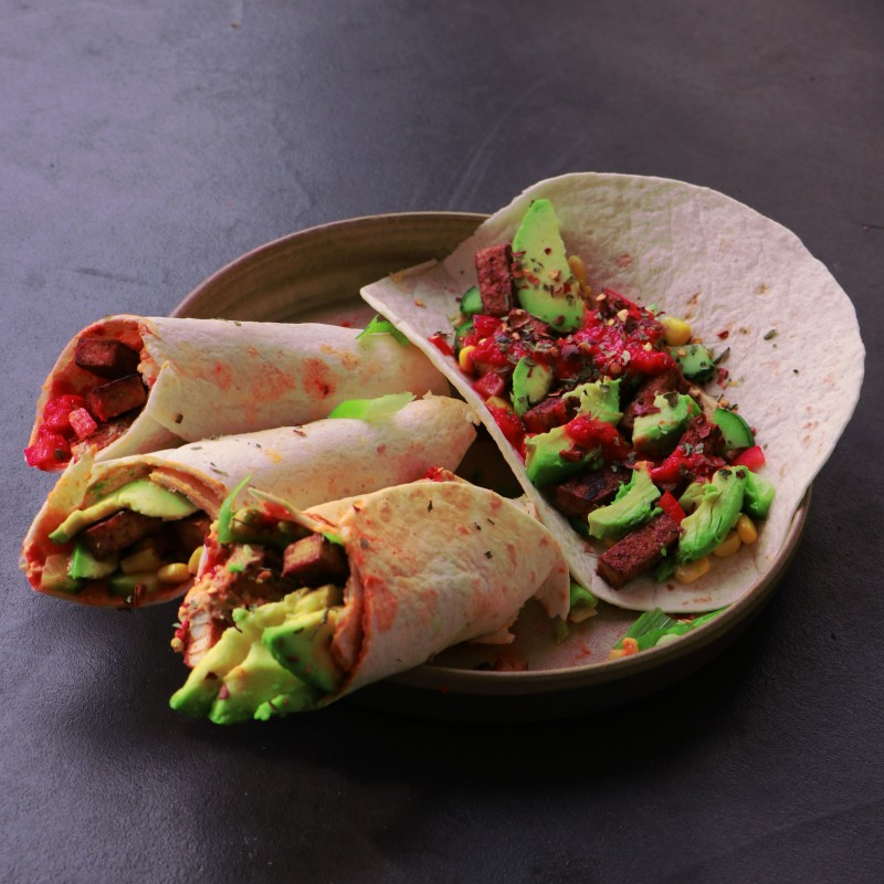 MIXED WRAPS