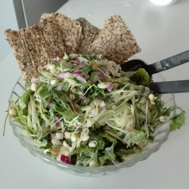 Sommerliche Zoodles