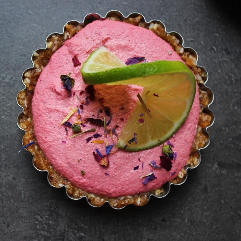 Macadamia-Creme-Törtchen