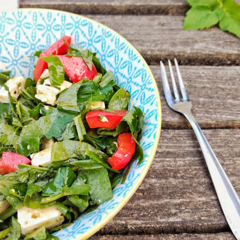 Giersch-Salat