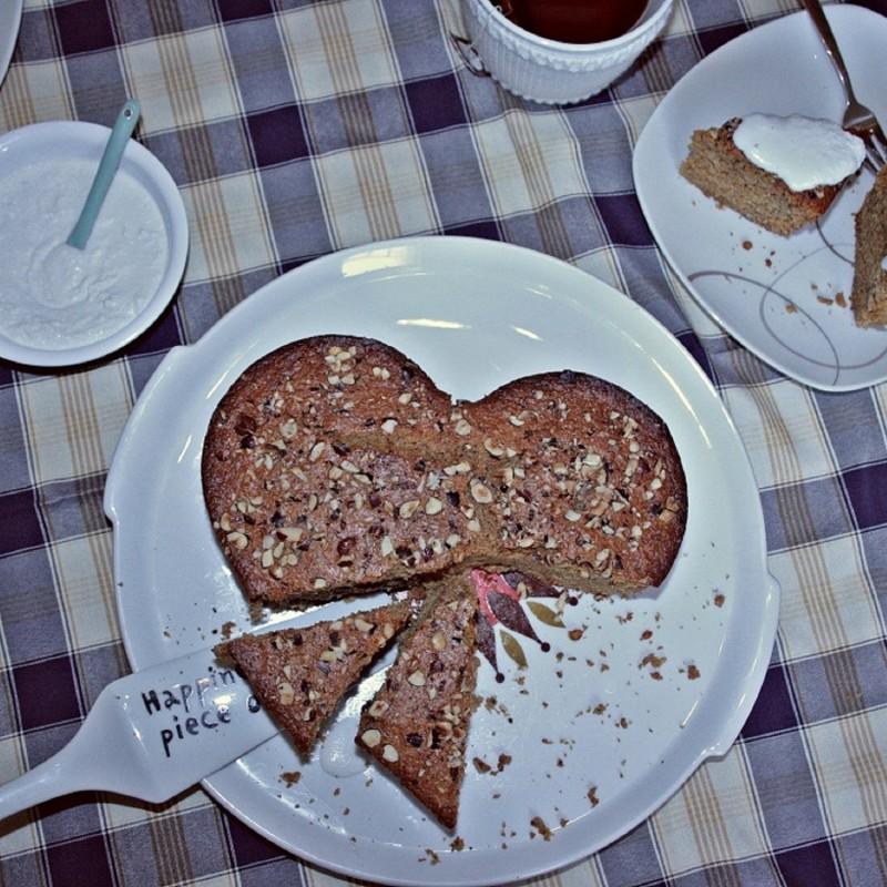 Polenta Kuchen