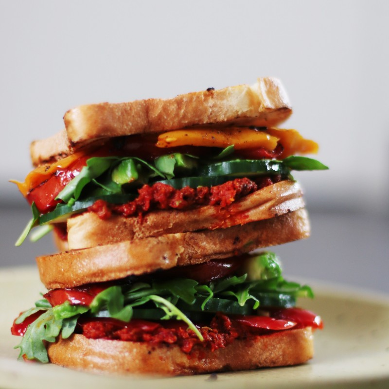 Sommer Sandwich