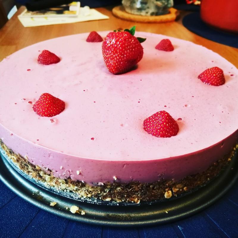 Erdbeer- Joghurt- Kuchen