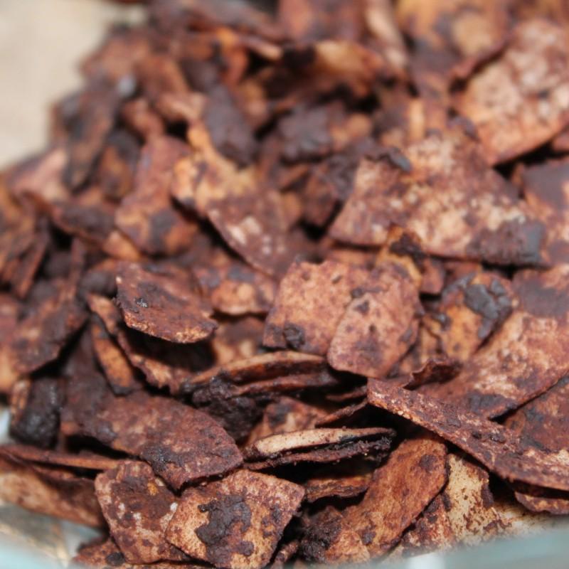 Kokos-Schoko-Chips