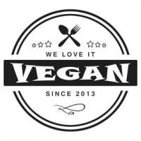 We love it Vegan